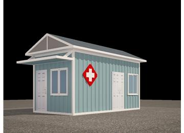 医院设备房