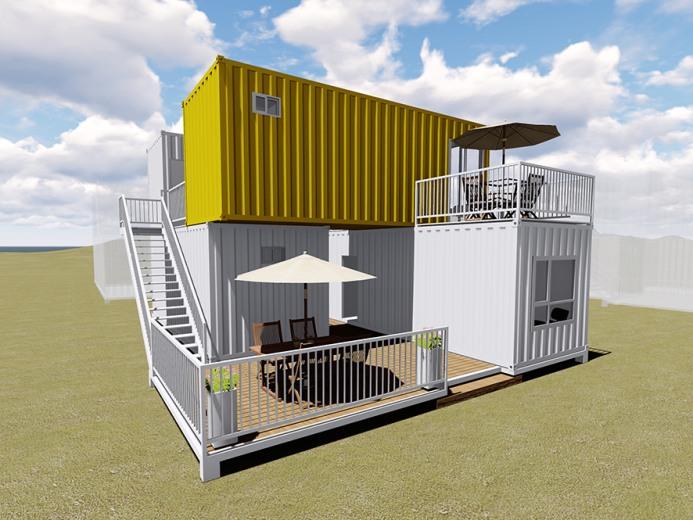 Modular apartment